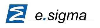 Logo von e.sigma